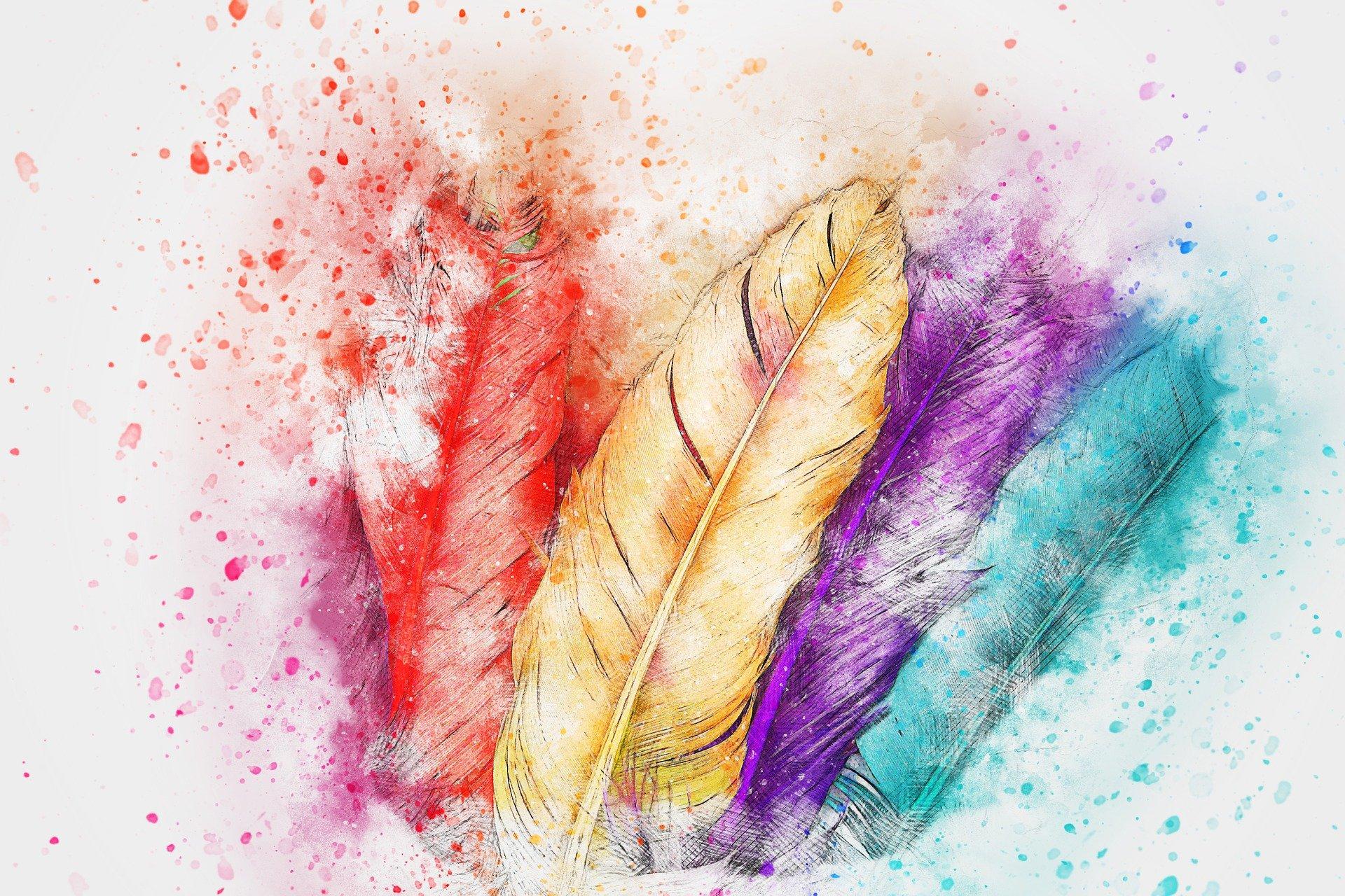 Art-thérapie les couleurs de la joie