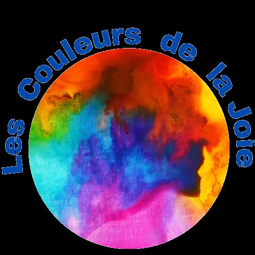 Logo les couleurs de la joie