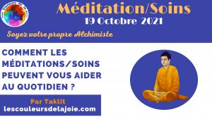 méditation/Soins les couleurs de la Joie